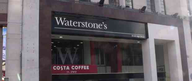 Waterstones to Open Five Bookstores Before Christmas - Mostly in London Bookstore