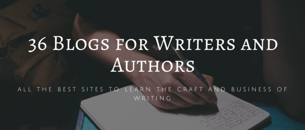 The 36 Best Blogs on the Business of Writing