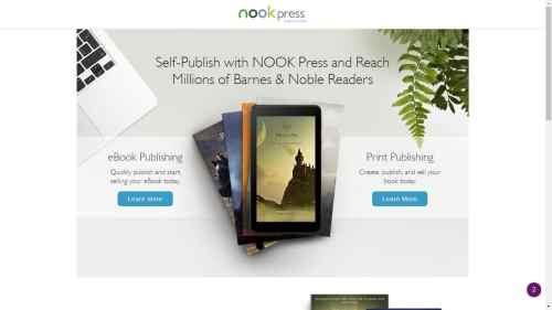Barnes & Noble to Rebrand Nook Press as B&N Press Barnes & Noble Self-Pub