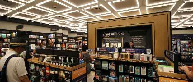 Amazon to Open Bookstore in Denver? Amazon Bookstore