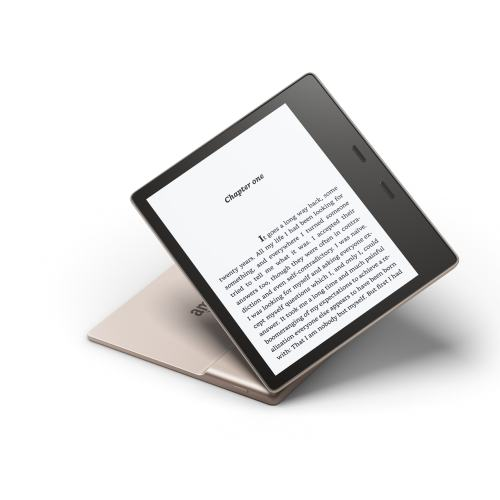 Kindle Oasis Now Available in Champagne Gold e-Reading Hardware Kindle
