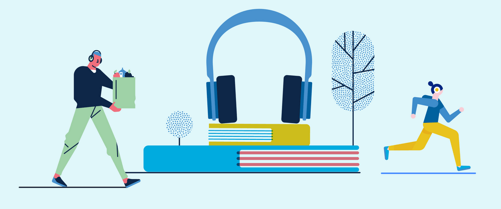 Google Adds Bookmarks, Speed Controls, and More to Audiobooks in
