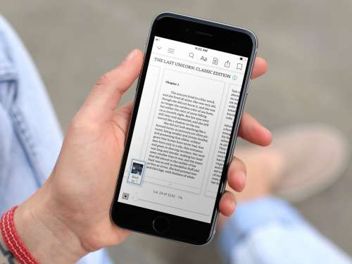 Amazon Kindle App for iOS Gains New Magazine Format Courtesy of KFX eBook Format e-Reading Software Kindle (platform)