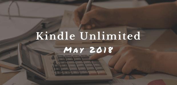 Kindle Unlimited Funding Pool Rose in May 2018 ebook sales Kindle Streaming eBooks