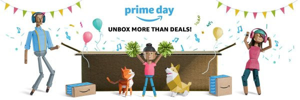 The Next Amazon Prime Day is on 16 July Amazon