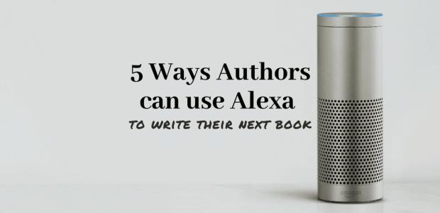Five Ways Authors Can Use Alexa Self-Pub