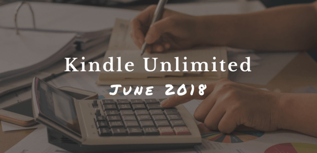 Kindle Unlimited Funding Pool, Per-Page Rate, Rose Slightly in June 2018 Amazon ebook sales