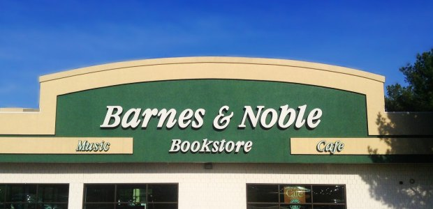 Publishers Tired of Revolving Door in B&N C-Suite - Who Isn't? Barnes & Noble