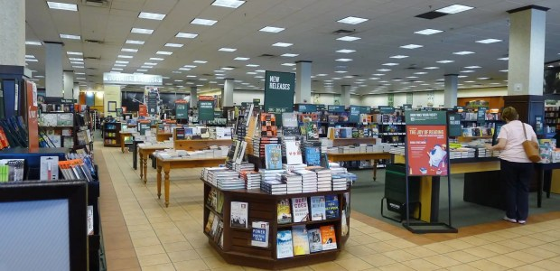 Barnes & Noble is Removing Nook Kiosks From Stores Barnes & Noble e-Reading Hardware