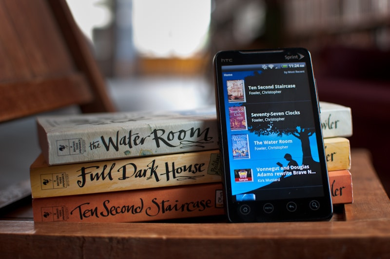 Kindle App for iOS, Android Updated With New Filter Options