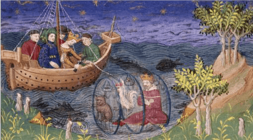 Guest Post: Science Fiction Was Around in Medieval Times – Here's What it Looked Like Blast from the Past