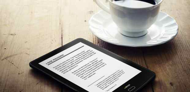 Inkbook Prime Updated With 300 PPI Screen, Color-Shifting Frontlight e-Reading Hardware