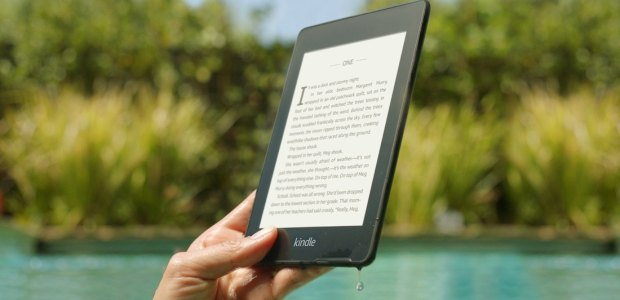 Kindle Paperwhite 4 is Lighter, Waterproof e-Reading Hardware Kindle