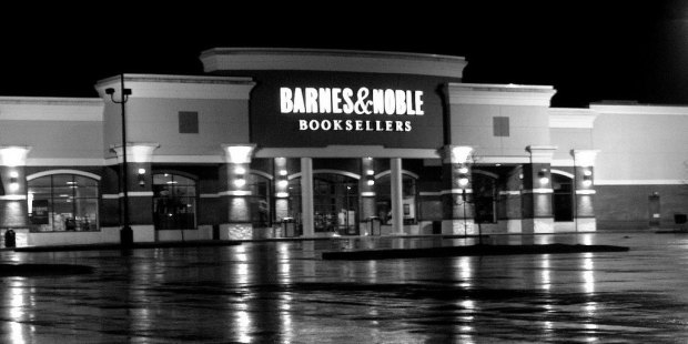 "B&N Hires Pricy Consultants to ""Advise"" on ""Selling the Company"" Barnes & Noble"