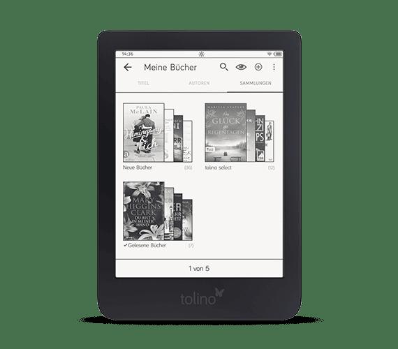 Tolino Re-Brands the Kobo Clara HD as the New Shine 3 e-Reading Hardware