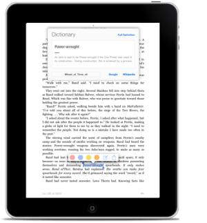 Fictionaries are Custom Dictionaries for the Kindle (as well as Many Other Reading Apps) e-Reading Software Kindle (platform)