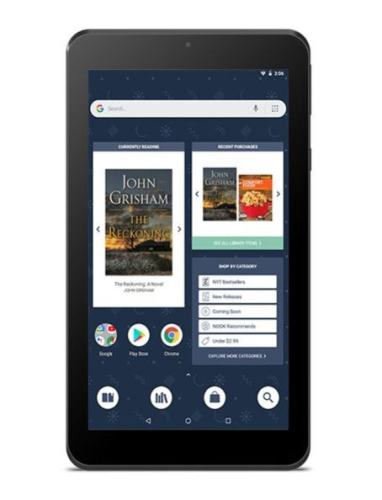 "Barnes & Noble Releases New 7"" Nook Tablet After Black Friday Barnes & Noble e-Reading Hardware"