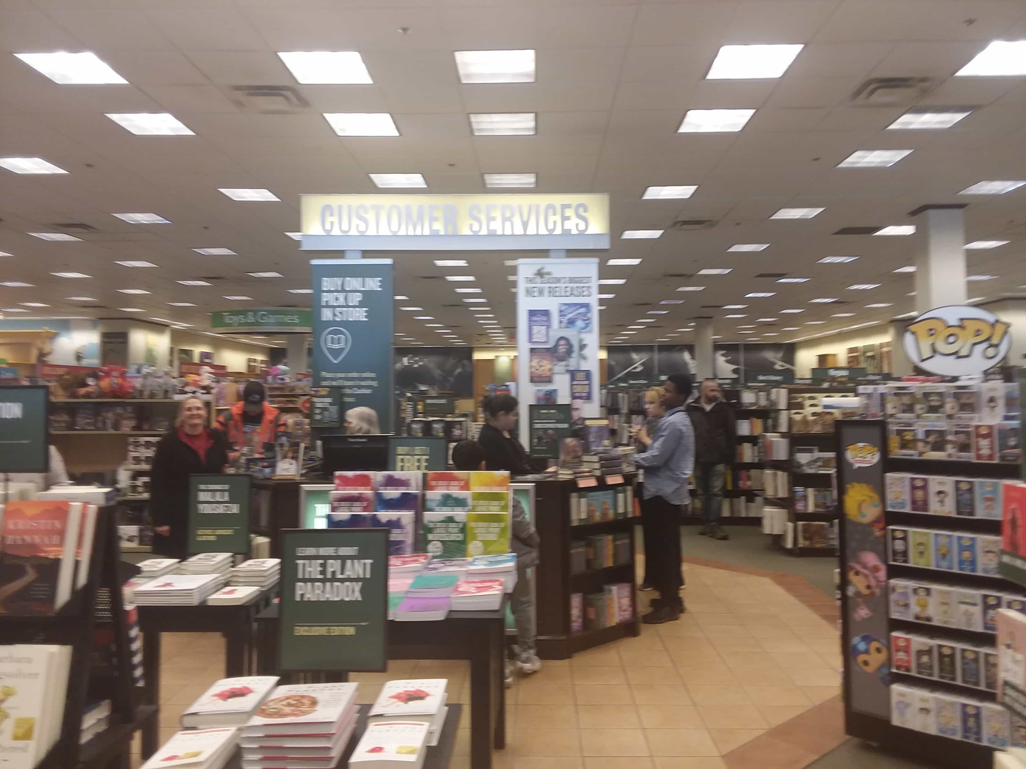 Barnes & Noble Removes Nook Signage From Stores | The
