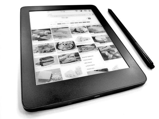 """Mobiscribe 6.8"""" E-ink Notepad is Fully Funded on Indiegogo e-Reading Hardware"""