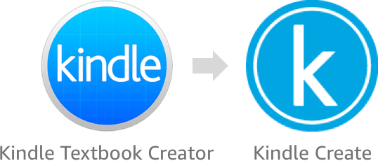 Kindle Textbook Creator Merged Into Kindle Create content creation ebook tools Kindle (platform)