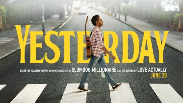 "Could The Movie ""Yesterday"" be Based on the Book ""Enormity""? (Maybe, but Probably Not) Intellectual Property"