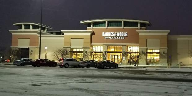 Barnes & Noble is Selling Nook to Author Solutions April First Barnes & Noble humor