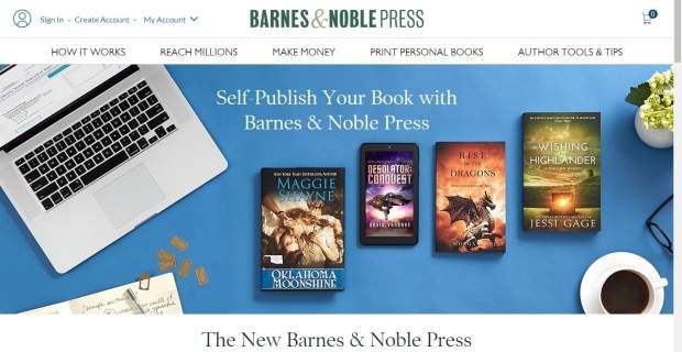 B&N Press Now Offers eBook Coupon Codes Barnes & Noble POD Self-Pub