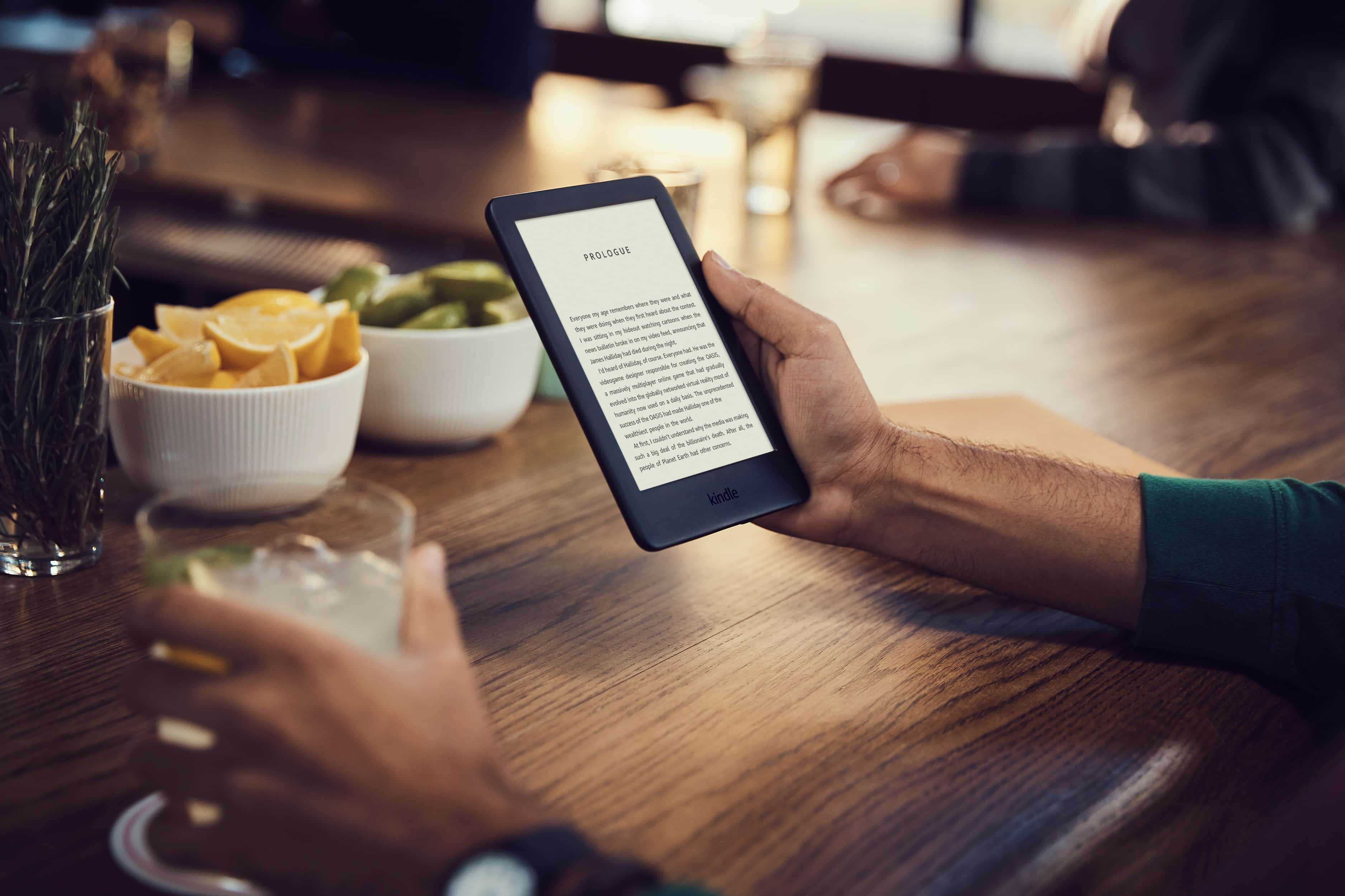 Kindle (2019) Has a Frontlight, Costs $89, and is a Terrible