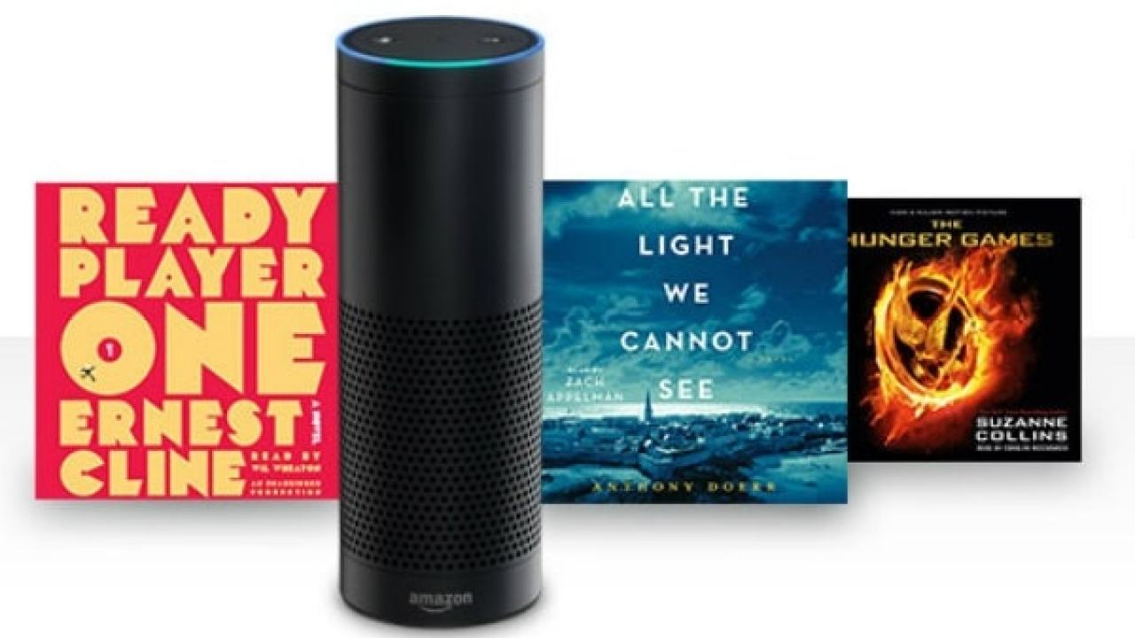 Audible Account Sharing alexa can now manage (some of) your audible and kindle
