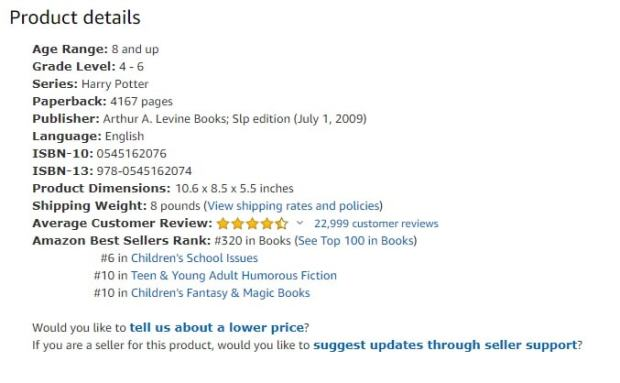Amazon Removes Category Strings From Book Listings Kindle (platform)