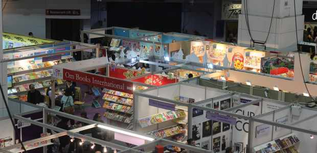Authors, How Do You Collect Sales Tax at Book Fairs? Open Topic