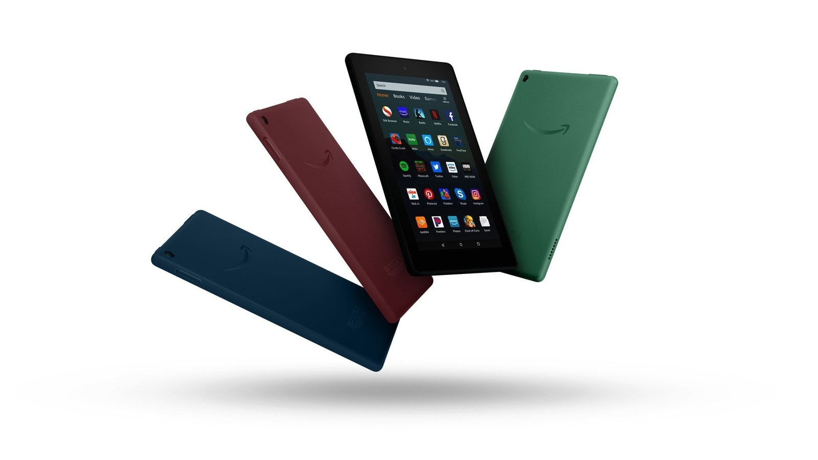New Kindle Fire Tablet Has a Faster CPU, Twice the Storage | The