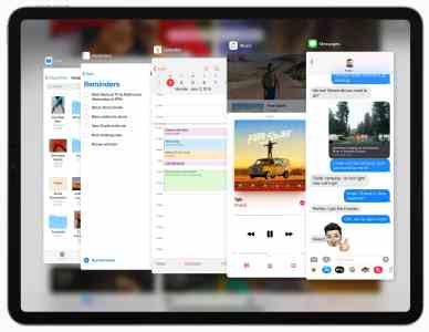 With the Launch of iPadOS, Apple Finally Starts to Un-Hobble the iPad e-Reading Hardware e-Reading Software iDevice