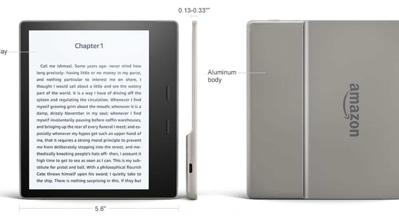 Amazon Kindle Oasis 3 is Shipping Tomorrow - Will You Get