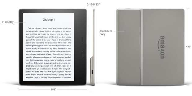 Amazon Kindle Oasis 3  is Shipping Tomorrow - Will You Get One? e-Reading Hardware Kindle