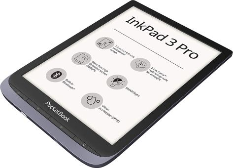 Pocketbook InkPad 3 Pro is Waterproof and Costs 284 Euros e-Reading Hardware