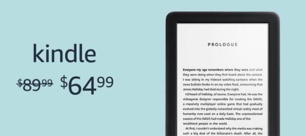 Kindle Paperwhite, Kindle Are On Sale Kindle