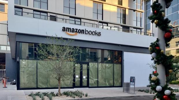 Amazon to Open Amazon Books Bookstore Outside of Phoenix, AZ Amazon