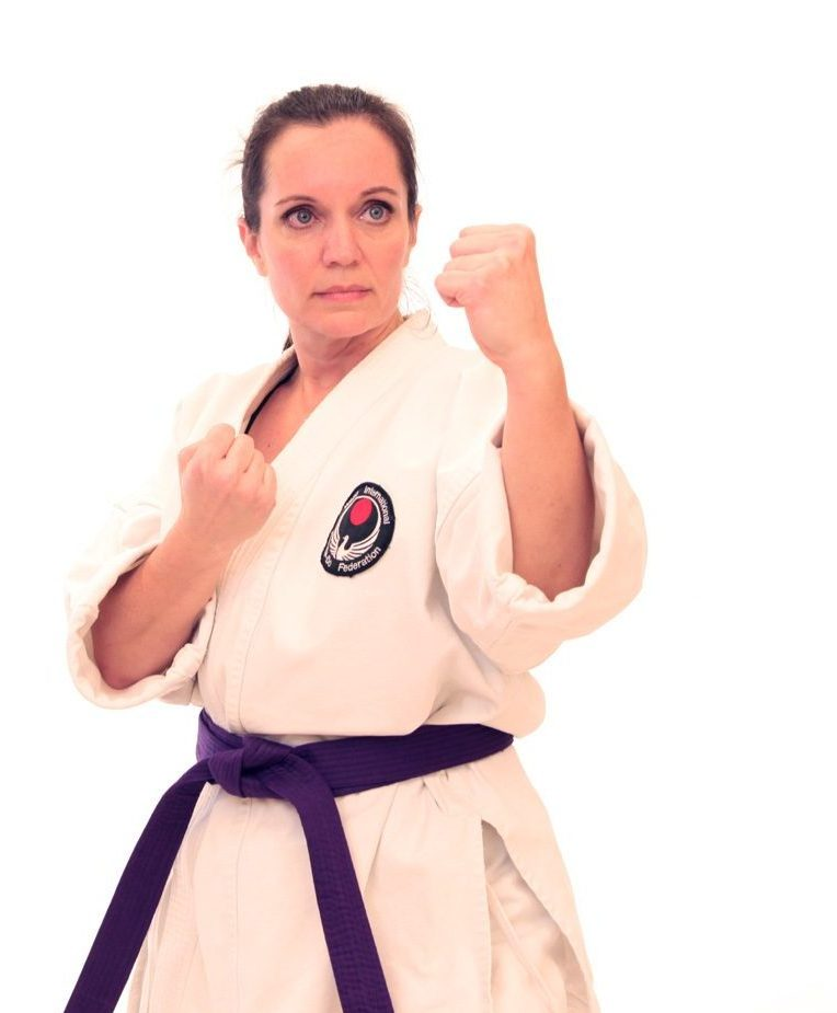 Crossroads Karate Hamilton - Sharon Phillips