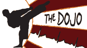 The Dojo Hamilton - mobile logo