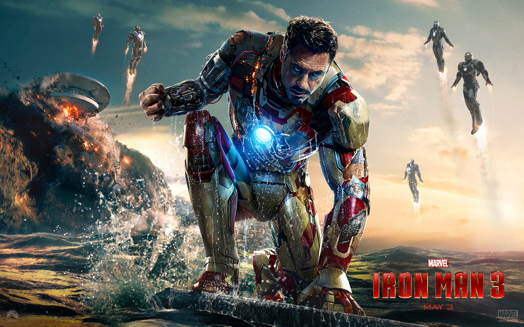 Iron Man 3 – Extended Super Bowl Spot (HD)