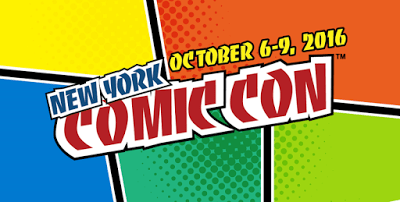 NEW YORK COMIC CON 2016 RECAP