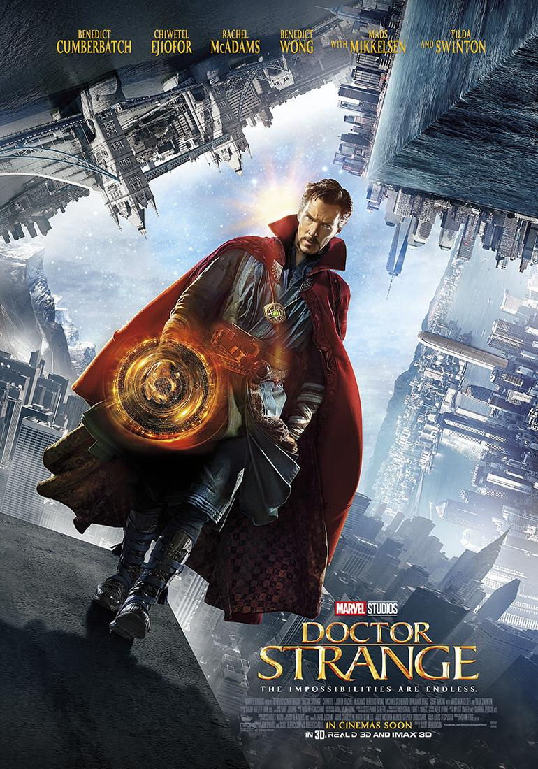 MOVIE REVIEW – DOCTOR STRANGE