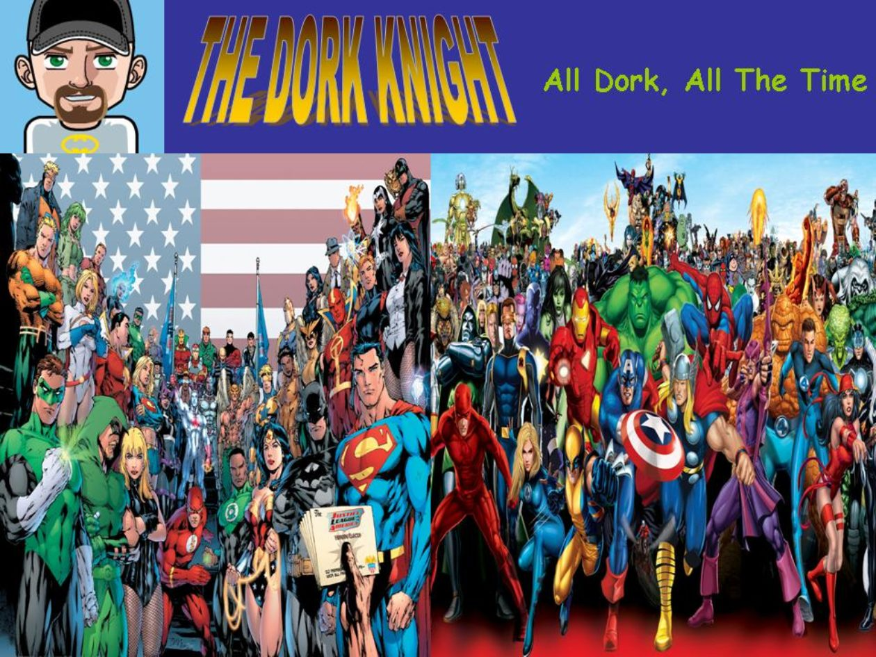 Welcome to the new Dork Knight Website!
