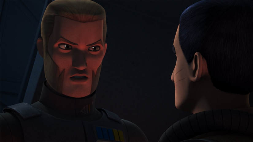 "STAR WARS REBELS: ""Through Imperial Eyes"" RECAP"