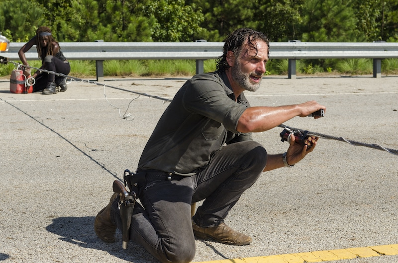 "THE WALKING DEAD: ""Rock in the Road"" RECAP"