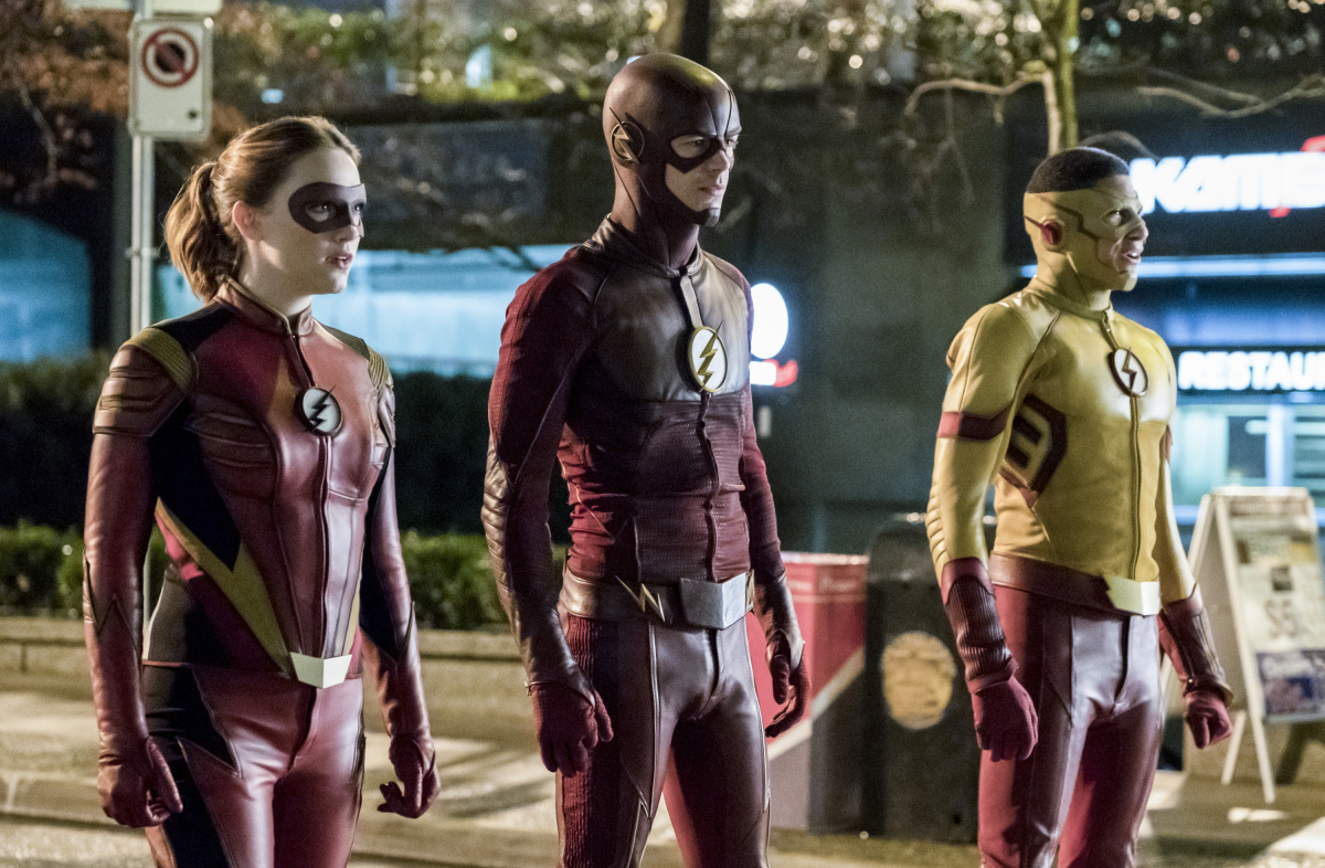"THE FLASH: ""Attack on Central City"" RECAP"