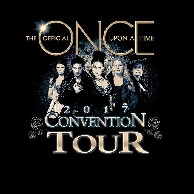 Once Upon A Time 2017 Convention RECAP