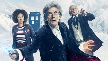 "Doctor Who ""Twice Upon A Time"" Christmas Special"