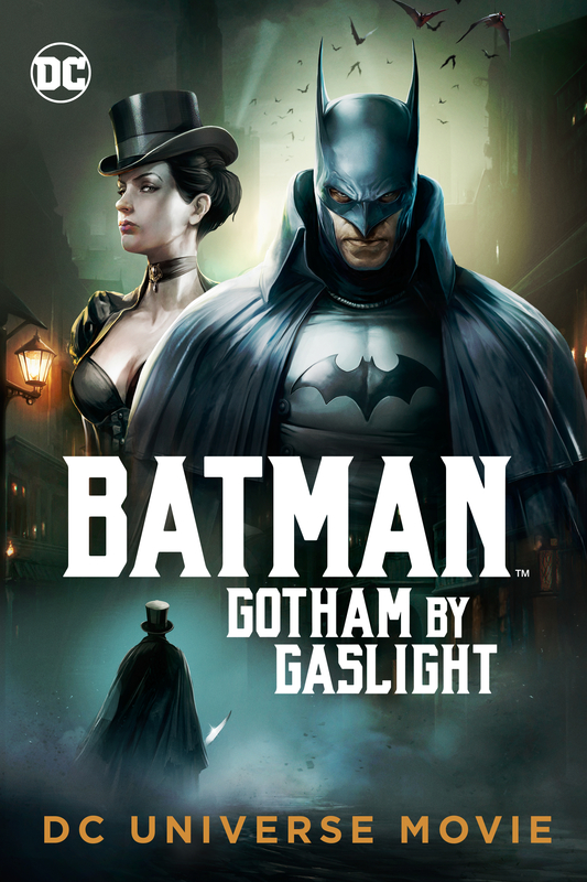 BLU-RAY REVIEW: BATMAN GOTHAM BY GASLIGHT